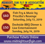 Midnight Sun Fly In Association